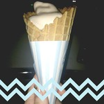 Wendy's Frosty Waffle Cone