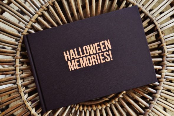 Halloween Memories Photo Album