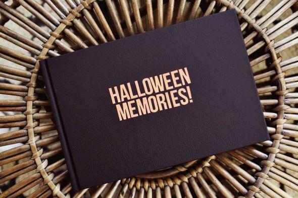 Halloween Memories Photo Album
