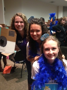 My G-Big, Big, and I at Reveal