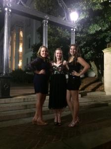 Semi-formal with Bekah and Laurel