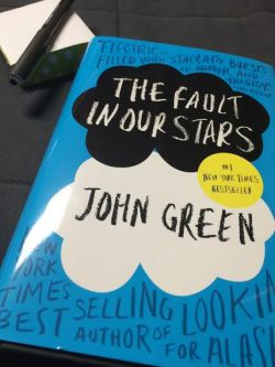 ABM Book Club February-The Fault in Our Stars