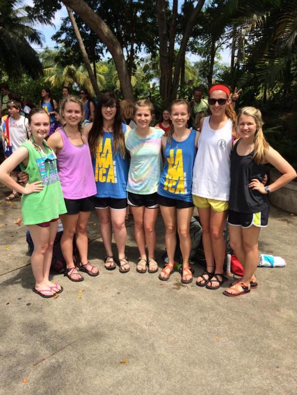 My Jamaica small group!