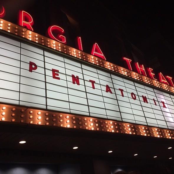 Pentatonix Concert at Georgia Theatre