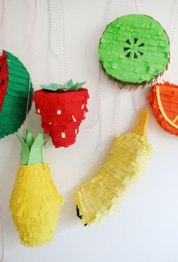 Fruit Pinatas