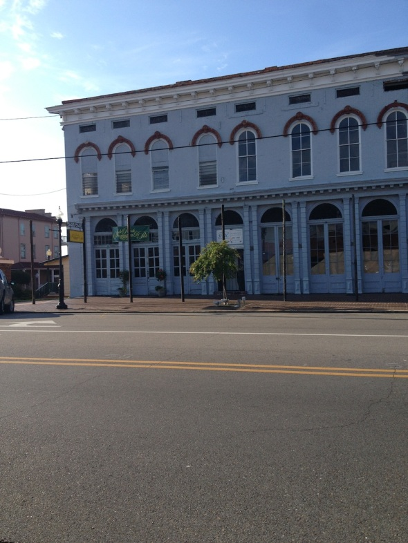 Selma Good's first location