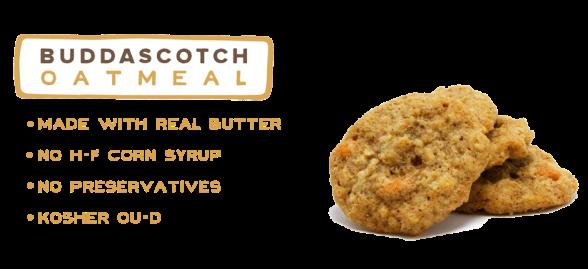 BuddaScotch Oatmeal