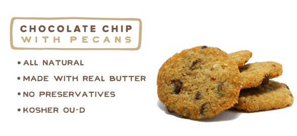 Chocolate Chip with Pecans
