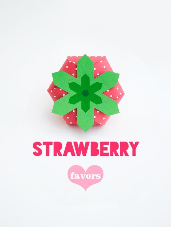 Strawberry Treat Box