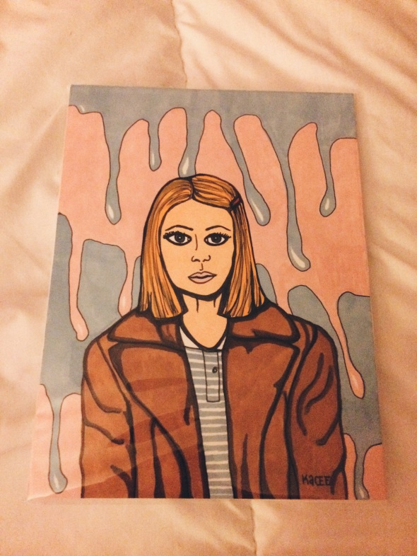 Margot Tenenbaum Art