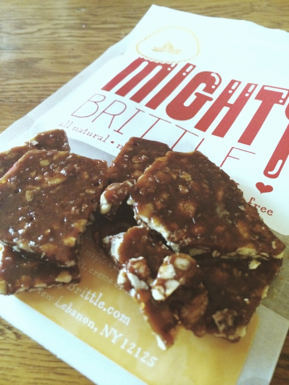Mighty Brittle Maple Pecan