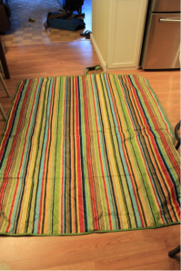 The Anywhere Blanket