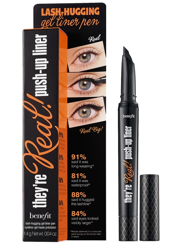 They're Real! Push-Up Eyeliner